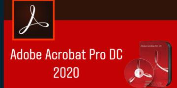 Adobe Acrobat Pro DC 2020.013.20064
