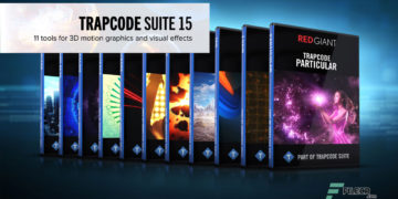 Red Giant Trapcode Suite 16.0