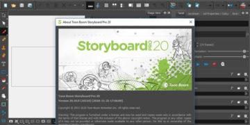 Toonboom Storyboard Pro 20 v20.10.0.16510