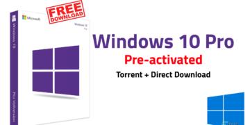 Windows 10 Pre-Activated 2004.10.0.19042.630 Nov 2020