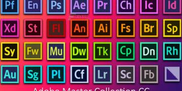Adobe 2020/2021 Master Collection CC 01.12.2020