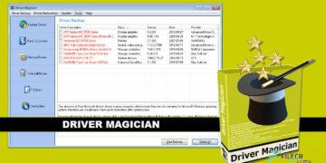 Driver Magician 5.4