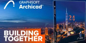 Graphisoft Archicad 24 Build 4007