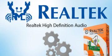 Realtek High Definition Audio Drivers 6.0.9057.1 WHQL