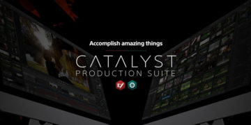 Sony Catalyst Production Suite 2020.1