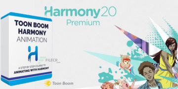 Toon Boom Harmony Premium 20.0.2 Build 16529