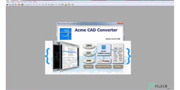 DWGTool Acme CAD Converter 2021 v8.10.0.1526