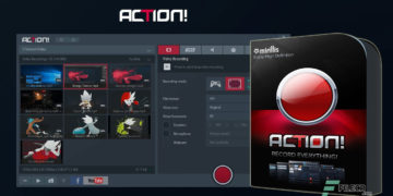 Mirillis Action! 4.15.1