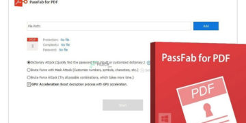 PassFab for PDF 8.2.3.4