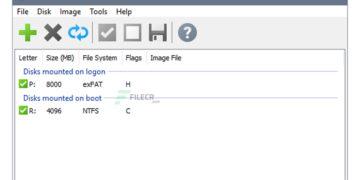 SoftPerfect RAM Disk 4.2