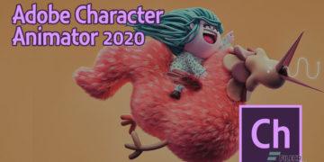 Adobe Character Animator 2020 v3.5.0.144