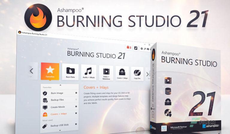 Télécharger Ashampoo Burning Studio 21.11.5 / 22.0.5  (gratuit)