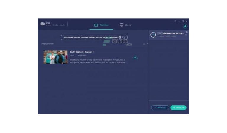 Télécharger Kigo Amazon Prime Video Downloader 1.1.0  (version complete)