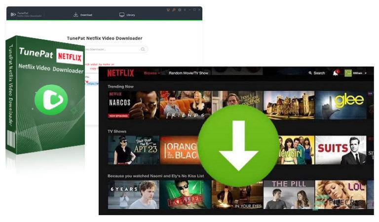 Télécharger TunePat Netflix Video Downloader 1.4.3  (version complete)